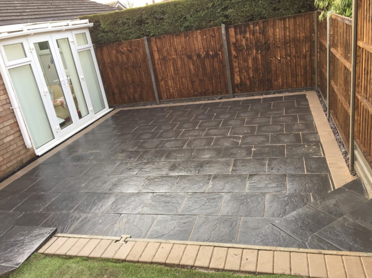Patio specialist Leicester