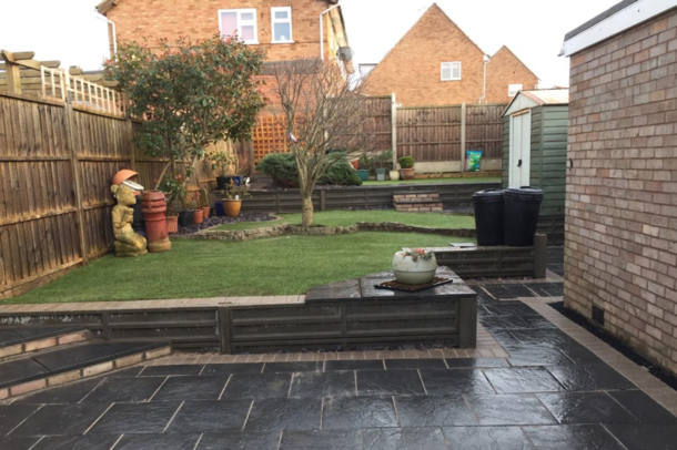 resin gravel driveways leicester
